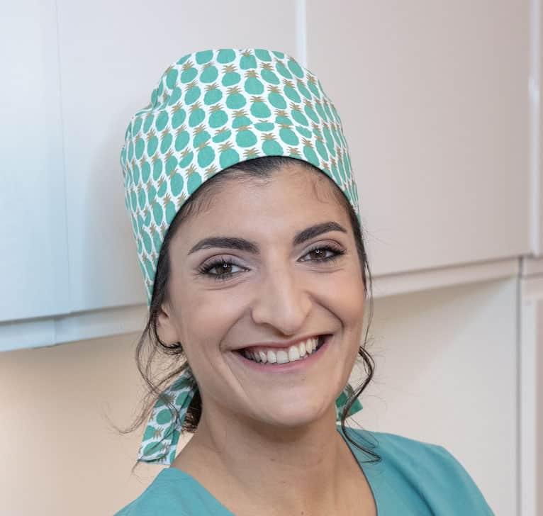 Docteur Laura Azoulay, membre de l'équipe du CMCC Paris