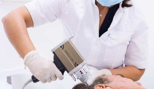 Diagnostic capillaire sur un patient souffrant d'effluvium télogène persistant