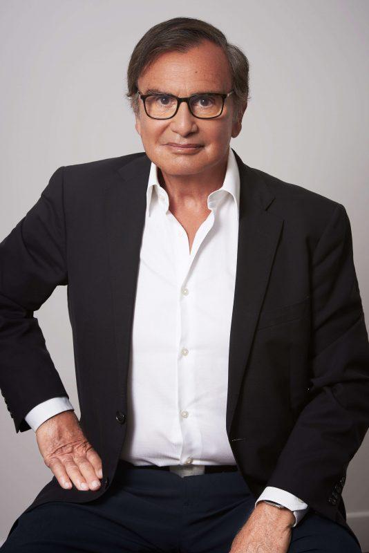 Le docteur Pierre Bouhanna, co-fondateur du CMCC à Paris