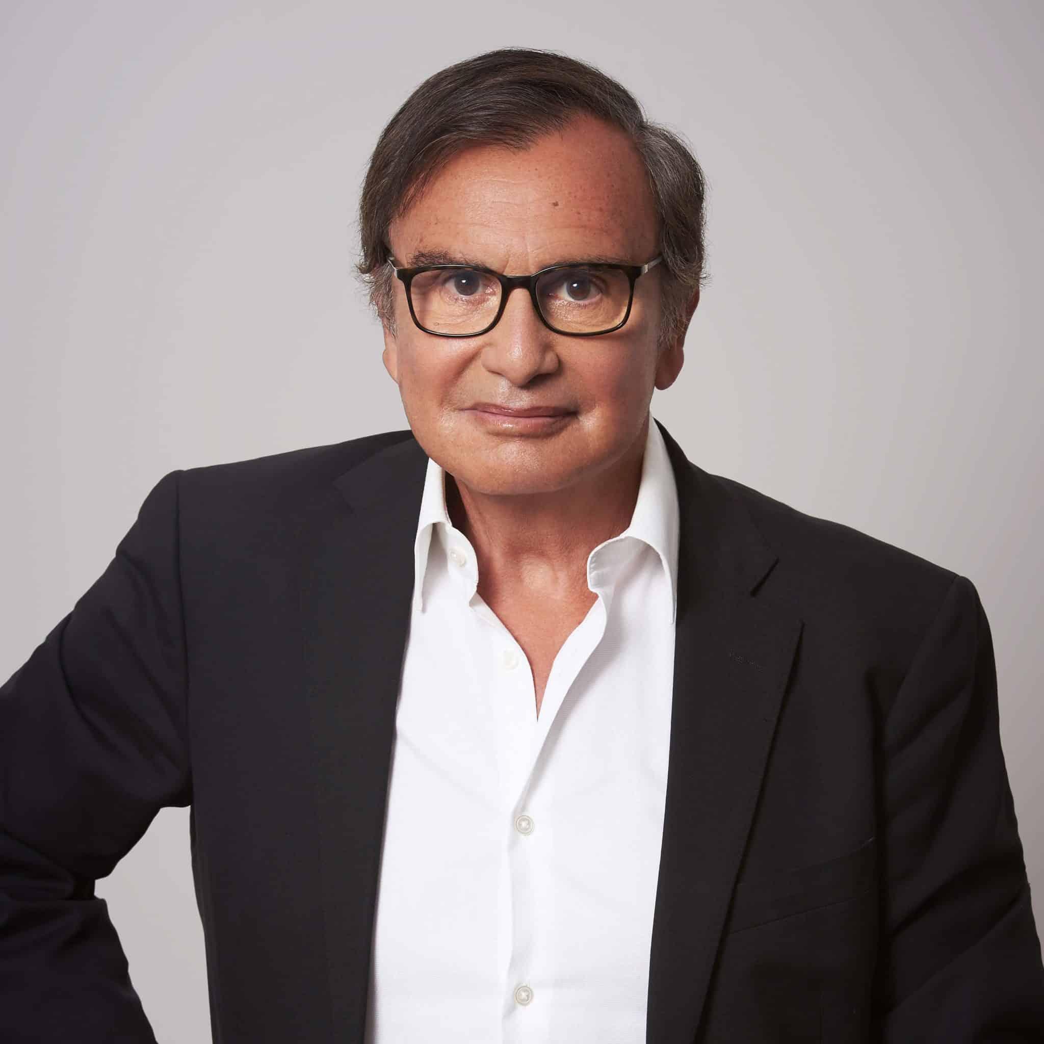 Portrait du Dr Pierre Bouhanna, co-fondateur du CMCC Paris