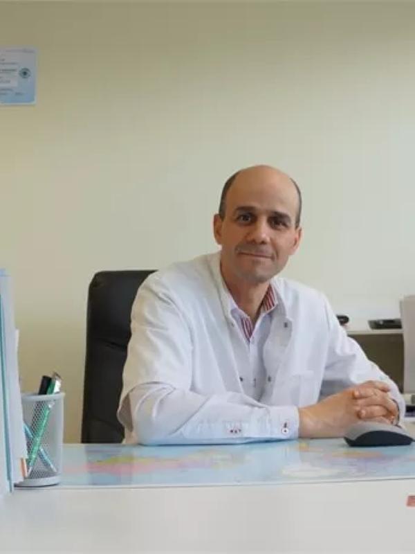 Dr Yazid Bourezane